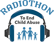 Logo for Radiothon to End Child Abuse